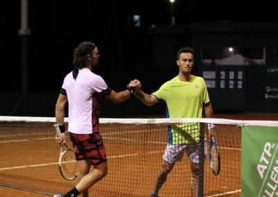 Andrea Collarini y Javier Martí