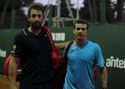 Martín Cuevas y Santiago Maresca